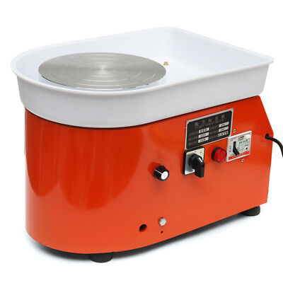 250W/350W Pottery Wheel Pottery Forming Machine Electric Pottery Wheel Diy Clay