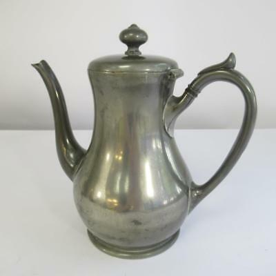 Stunning Victorian Vintage Silver Plated Coffee Pot - Benetfink & Co Cheapside