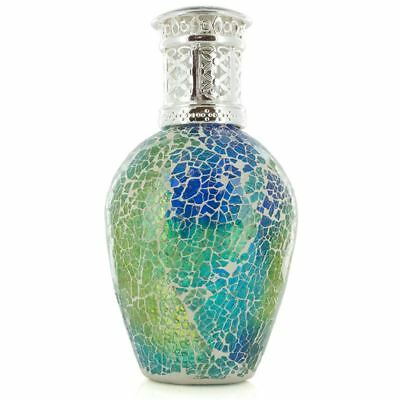 Ashleigh and Burwood Mosaic Meadow Large Mosaic Fragrance Lamp