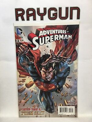 Adventures of Superman (Vol. 2 2013) #3 VF/NM 1st Print DC Comics