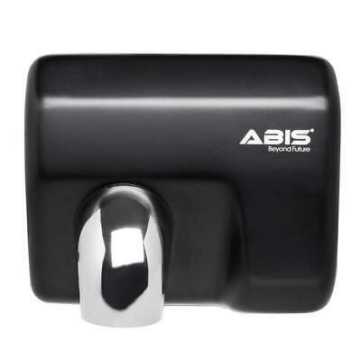 ABIS Storm Hand Dryer - Stainless Steel - 8 Seconds Hand Dry - 25000 RPM (BLACk)