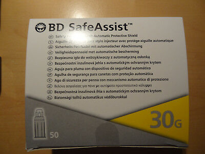 BD SafeAssist™ Pen-Nadel - 30G x 8mm