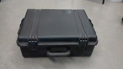 Pelican iM2700 Storm Case (Black) w/Custom Foam