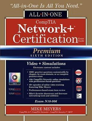 CompTIA Network+ Certification All-in-One Exam Guide [Exam N10-006], Premium Six