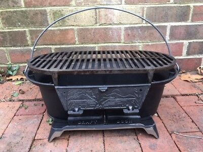 Lodge Cast Iron Sportsman Grill Wildlife Series (Discontinued)