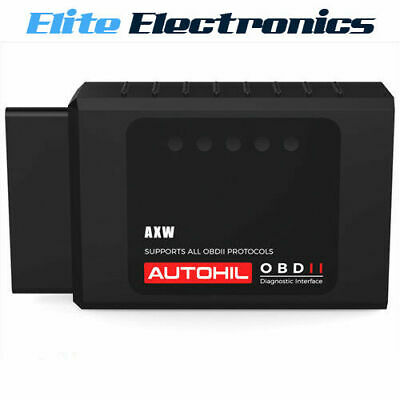 Autohil Axw Obd2 Wifi Scanner Tool For Android Ios Windows