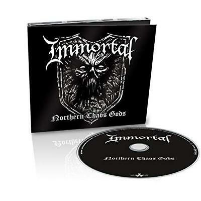 Immortal-Northern Chaos Gods -Digi  CD NUOVO