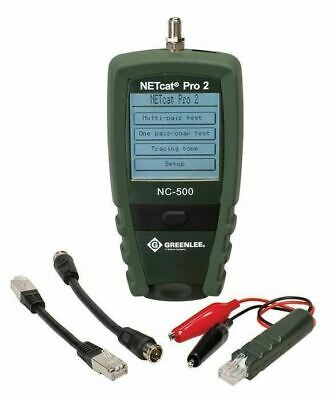 NC-510 REMOTE KIT NC-510 REMOTE KIT NETCAT PRO REMOTE KIT W//CASE 8PC