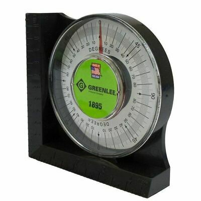 PROTRACTOR,LARGE (PKGD) 1895 By Greenlee UUS