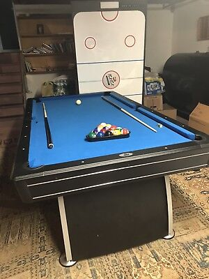 Fat Cat Phoenix Mmxi 3 In 1 Table Pool Air Hockey