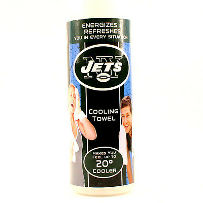 New York Jets Cooling Towel 63.5x40.5cms