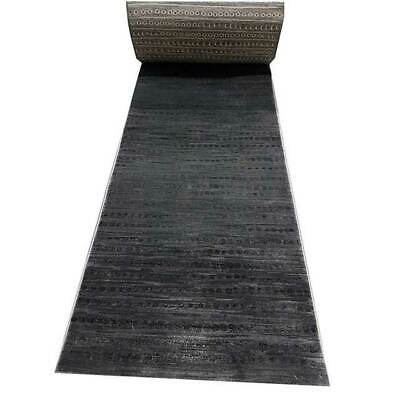 New Carpet HALL RUNNER Hallway Carpet Boston Grey 80cm wide per metre polypro