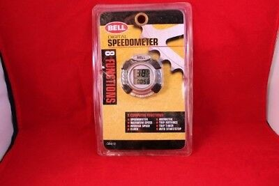 BELL DIGITAL SPEEDOMETER - 8 FUNCTIONS. Shipping Included