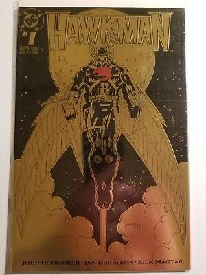 Hawkman #1 (Sep 1993, DC) VF/NM or better