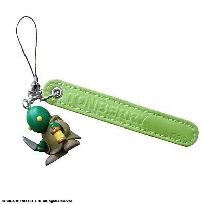 *NEW* Final Fantasy: Tonberry Mascot Strap Cell Phone Charm by Square Enix