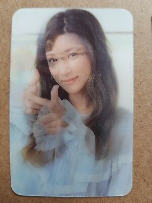 APINK CHORONG HOLO Authentic Official PHOTOCARD [ONE & SIX] 6th Album 초롱