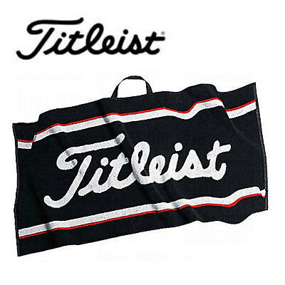 "TITLEIST GOLF PLAYERS TOWEL 16""x 32"" NEW STYLE TA2ACPTWL"
