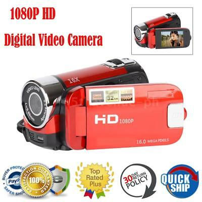HD 1080P 16MP 16X ZOOM Action Cam Digital Kamera Videokamera Sports DV Camcorder