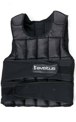 Gewichtsweste 10 kg Weighted Vest Fitness Training Jogging Gewichte Weste