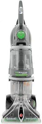 Hoover Max Extract Dual V WidePath Upright Carpet Cleaner Rotating Brush