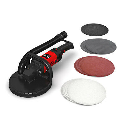 Drywall Sander Wall Sander MENZER TBS 225 Starter Set for Sanding Drywall, 110V