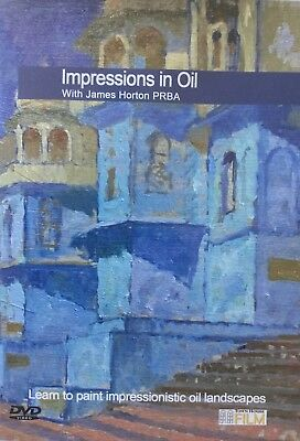 James Horton Impressions in Oil Schulung DVD
