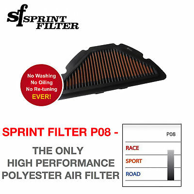 SPRINT FILTER YAMAHA YZF R1 R1M MT10 P08 Air Filter 2015+ - £99 95