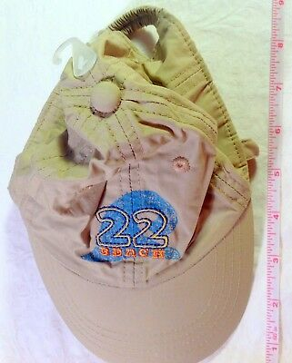 The Childrens Place Baby Boy Baseball Cap Size 6-12 Month Infant Brown  Beach Hat 66a0f4196ec