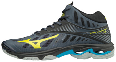 MIZUNO WAVE LIGHTNING Z4 MID V1GA180547 Scarpe Pallavolo Volley Shoes  Volleyball b65d6b88129