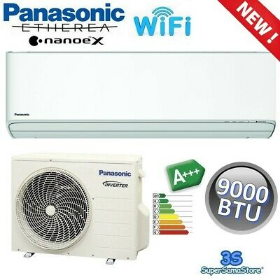 3S CLIMATISEUR PANASONIC 2,5 KW REFRIGERANT R32 CLIMATISATION WiFi ETHEREA A+++