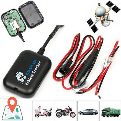 GT005 Vehicle Car Motorcycle GPRS GSM GPS Tracker Locator Real Time Anti-theft