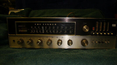 Vintage The Fisher 800-T Am/fm Receiver