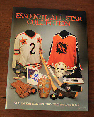 1988-89 ESSO All-Star collection Full Set 48 NHL cards COMPLETE STICKERS GRETZKY
