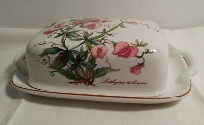 Villeroy and Boch Botanica butter dish cream cheese covered tray Luxembourg
