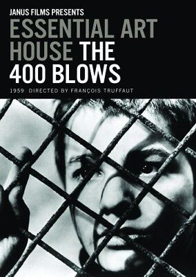 Essential Art House: The 400 Blows [Criterion Collection] (2009, DVD NEW)