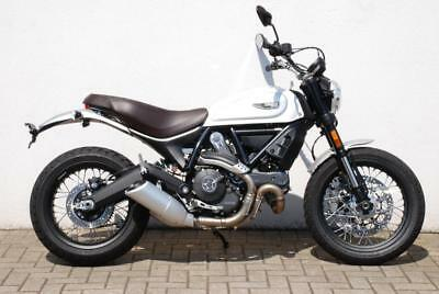 Ducati 2018 Scrambler Classic 0% finance available over 3 years