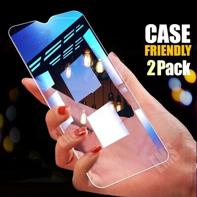 2X Oppo R15 | R15 Pro AX5 A5 Tempered Glass/Plastic Screen Protector Film Guard