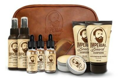 Kit completo Imperial Beard