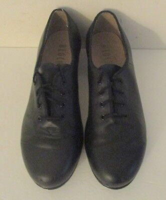 Bloch Youth Tap Jazz Shoes   Size 9  Leather  Upper & Sole
