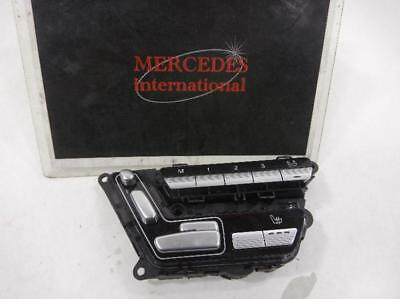 2007 Mercedes-Benz S550 Driver Seat Switch 2218707451