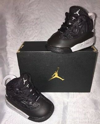 BRAND NEW TODDLERS JORDAN DUB ZERO 311072-002