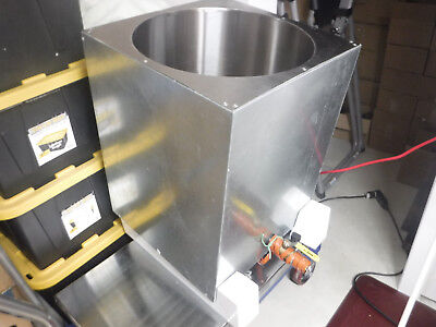 Stainless Steel Wax Melter - Primo 150 - 26 gallons