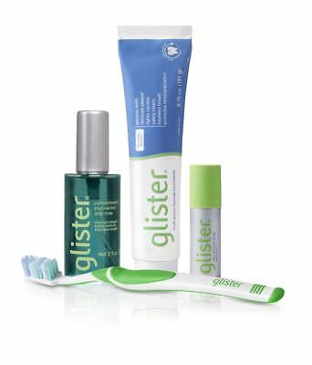 ***PASTA DENTAL GLISTER. KIT LINEA Exclusiva de Cuidado Bucal. EXITO DE VENTAS*