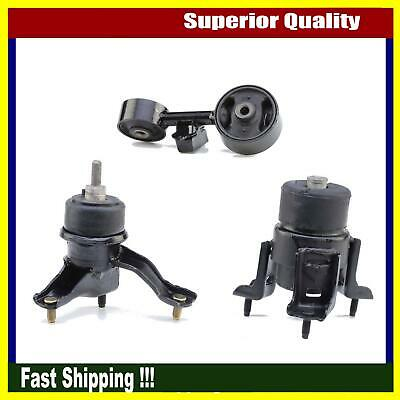 Anchor New Engine Motor /& Trans Mount Set of 3PCs For Chrysler Town /& Country
