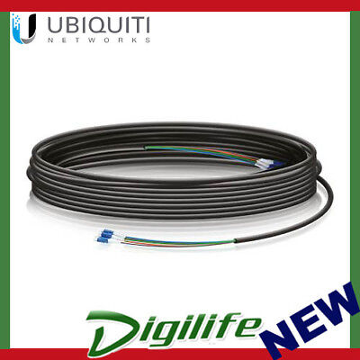 Ubiquiti Networks FC-SM-200 Single-Mode LC Fiber Cable - 61m FC-SM-200