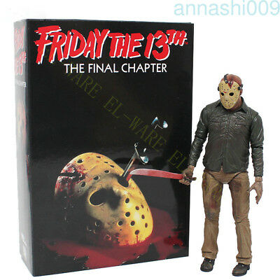 Jason Voorhees Friday the 13th Part 3 3D Ultimate Neca Action Figure Toy Hot UK