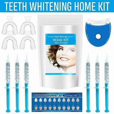 HAUPTZähne WHITENING KIT ZAHN WHITENER BLEACHING LASER STRONG DENTAL GEL