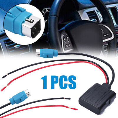 Bluetooth Aux Adapter Cable For Alpine KCE-237B CDE-101E CDE-102 CDA-105