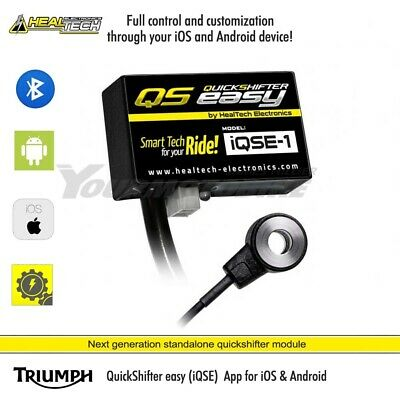 Triumph Easy Quick Shifter By Healtech For All Models