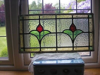 stained glass ~ circa edwardian